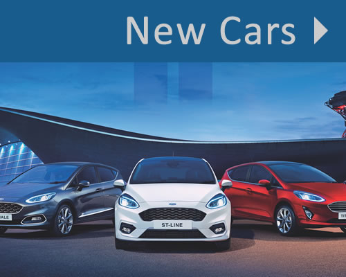 New Ford Cars For Sale in Cromer near Norwich, Kings Lynn, Busy St Edmunds, Great Yarmouth, Lowestoft in Norfolk